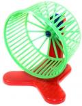 Дарэлл - Пластиковое колесо для грызунов на подставке (D 9 см)