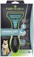 Furminator Long hair Cat S - Фурминатор для маленьких кошек c длинной шерстью