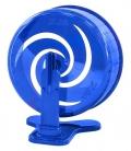 Дарэлл - Пластиковое литое колесо для грызунов на подставке (D 14 см)
