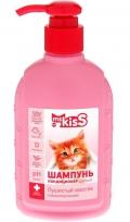"Ms. Kiss - Шампунь-кондиционер для котят ""Пушистый хвостик"" (200 мл)"