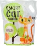 Smart Cat - наполнитель силикагелевый с ароматом апельсина