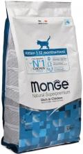 Monge Kitten - сухой корм для котят