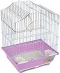 Triol - Клетка для птиц укомплектованная цинк (2112Z)
