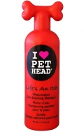 """Pet Head Life`s An Itch - шампунь для собак с сухой шерстью и раздраженной кожей """"Арбузный"""" (475 мл)"""