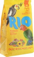 RIO - Корм для средних попугаев. Основной рацион
