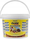 Tetra Cichlid Colour - корм для всех видов цихлид для улучшения окраса (10 л ведро)