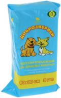 """Доброзверики - подстилки для животных (60 х 90 см) 5 шт. """"Экономичная упаковка"""""""