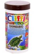 Cliffi Gambabig - корм для черепах крупные сушеные креветки Гаммарус