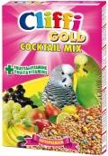 Cliffi Cocktail Mix - Коктейль для волнистых попугаев: зерна, злаки, фрукты, овощи (300 г)