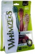 Whimzees - Зубная щетка для собак XS 7 см (48 шт.)