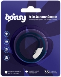 Bonsy - антипаразитарный БИОошейник для котят и кошек, черничное утро (35 см)
