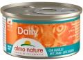 Almo Nature Daily mousse - мусс для кошек с ягненком (85 г)