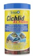 Tetra Cichlid XL - корм для всех видов цихлид, крупные хлопья (1 л)