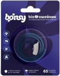 Bonsy - антипаразитарный БИОошейник для щенков и собак, черничное утро (65 см)