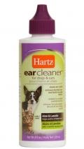 Hartz - Лосьон для очистки ушей собак и кошек (118 мл)