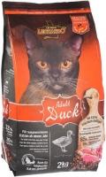 Leonardo Adult Sensitive Duck and Rice - сухой корм для чувствительных кошек с уткой и рисом