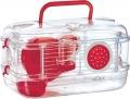 Zolux Rody Mini - Клетка для грызунов (33 x 21 x 18 см) вишневая
