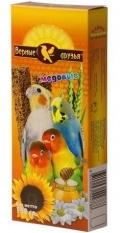 Верные друзья - лакомство для попугаев палочки медовые (150 г)
