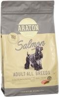 Araton Adult - сухой корм для взрослых собак с лососем и рисом