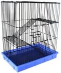 Triol - клетка для грызунов 3-этажная, эмаль (C1)