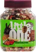 """Little One - Лакомство для грызунов """"Овощная смесь"""" (150 г)"""