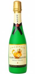 "Silly Squeakers Wine Bottle Meow Chased - Виниловая игрушка-пищалка для собак Бутылка шампанского ""Мяот и Пушон"""