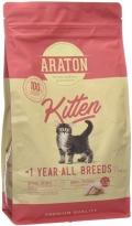 Araton Kitten - сухой корм для котят