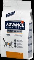 Advance veterinary Weight Balance - сухой корм для кошек при ожирении