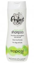 8 in1 PC Shampoo Shed Control Tropical - Шампунь против линьки для собак с тропическим ароматом (473 мл)