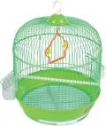 Triol - Клетка для птиц укомплектованная золото (A9001-1G)