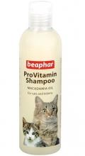 Beaphar ProVitamin Shampoo - Беафар шампунь с маслом австралийского ореха для кошек с чувствительной кожей (250 мл)