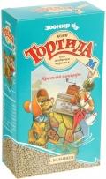 """Тортила М - Корм для водяных черепах """"Крепкий панцирь"""" с кальцием (90 г)"""