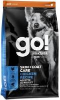 Go! Solutions Skin - сухой корм для щенков и собак с цельной курицей, фруктами и овощами