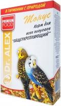 """Dr. Alex - корм для всех попугаев """"Тонус"""" (500 г)"""