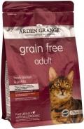Arden Grange Adult Cat GF - сухой беззерновой корм для кошек с курицей и картофелем