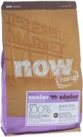 """Now Fresh Senior Cat Grain Free - сухой беззерновой корм """"Контроль веса"""" для кошек с индейкой, уткой и овощами"""