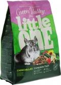 Little One - корм для шиншилл «Зеленая Долина» (750 г)