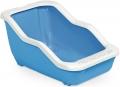MPS - туалет-лоток Netta Open с рамкой (голубой)