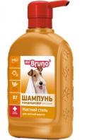 """Mr. Bruno - Шампунь-кондиционер для жесткошерстных пород собак """"Жесткий стиль"""" (350 мл)"""