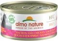"Almo Nature HFC Jelly - консервы для кошек ""Лосось и курица"" в желе (70 г)"
