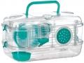 Zolux Rody Mini - Клетка для грызунов (33 x 21 x 18 см) бирюзовая