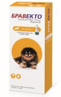 Бравекто капли спот-он от блох и клещей для собак 2 - 4,5 кг (112.5 мг)