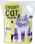 Smart Cat - силикагелевый наполнитель с ароматом лаванды