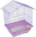 Triol - Клетка для птиц укомплектованная цинк (2101Z)