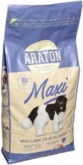 Araton Adult Maxi - сухой корм для взрослых собак крупных пород с мясом птицы