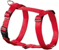 Hunter Smart Ecco - шлейка для собак нейлоновая (M) красная