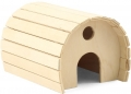 Гамма - Домик цилиндрический для грызунов деревянный (15 x 11,5 x 10 см)