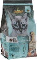 Leonardo Adult Salmon GF - сухой беззерновой корм для чувствительных кошек с лососем