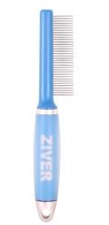 Ziver - расческа (35 вращающихся зубчиков) с гелевой ручкой