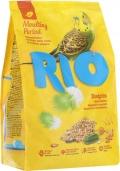 RIO - Корм для волнистых попугайчиков. Рацион в период линьки